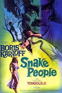 Watch Isle of the Snake People