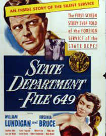Watch State Department: File 649